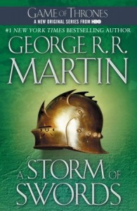 A Storm of Swords, GRR Martin