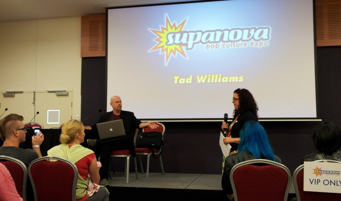 Tad Willams at Supanova