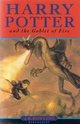 Review: Harry Potter and the Goblet of Fire, JK Rowling