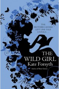 The Wild Girl UK cover